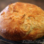 Easy and tasty no-knead bread