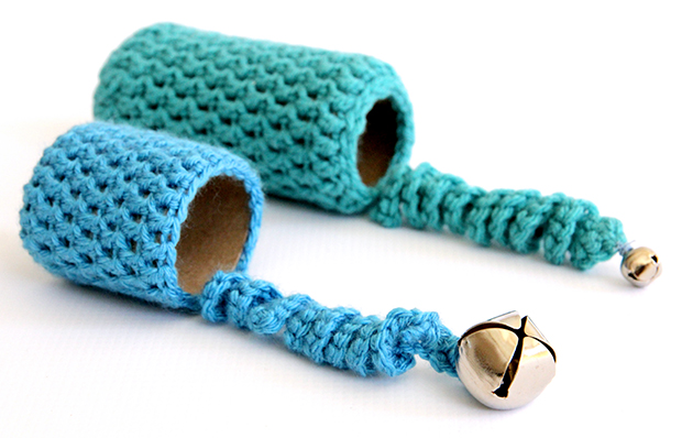 Easy To Crochet Cat Toy Dabbles Amp Babbles