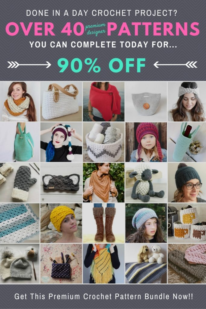 Get 40+ Crochet Patterns For 90% Off? The Crochet Pattern Super Bundle Is On Now. Pick Up Your Bundle Before The Price Increases. #crochet #yarn #grannysquare #amigurumi #crochetalong #crochetgirlgang #crafttherapy #cornertocorner #crochetersofinstagram #crochetgirlgang #crocheting #diy #crocheteveryday #crochetlove#instacrochet #idealmecrochet #crochetaddict #crocheted #hooking#thecrochetproject #crochetchallenge#crochetcreations #crochetflower#grannystripe #tunsiancrochet #crochettoy#crochetbag #crochetart #crochetblanket
