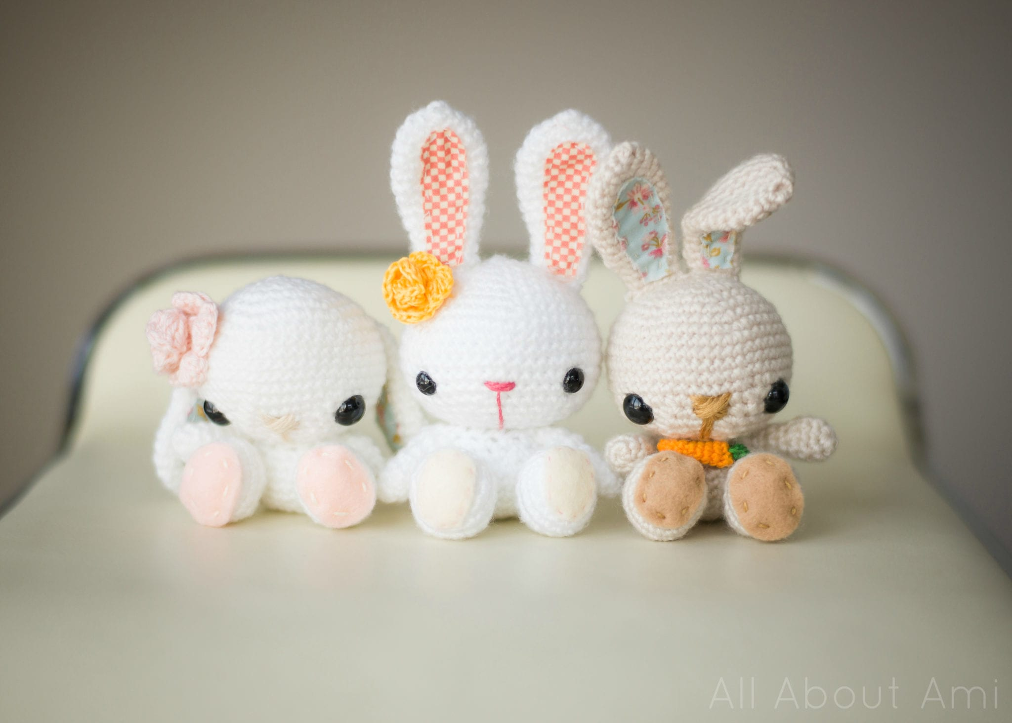 Adorable Crochet Patterns Perfect For Easter - Dabbles & Babbles