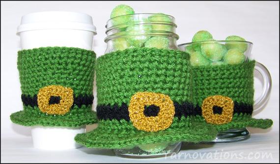 Free Amigurumi Leprechaun Pattern : 17 adorable crochet patterns for st. patrick's day dabbles & babbles