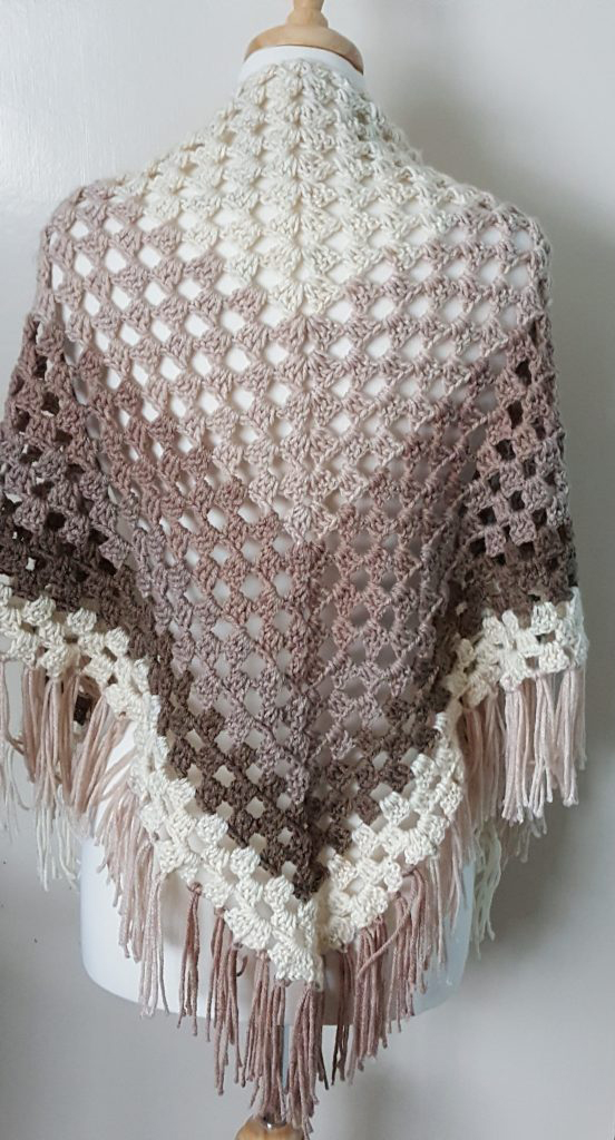 14 Crochet Shawl Patterns To Keep You Cozy This Fall