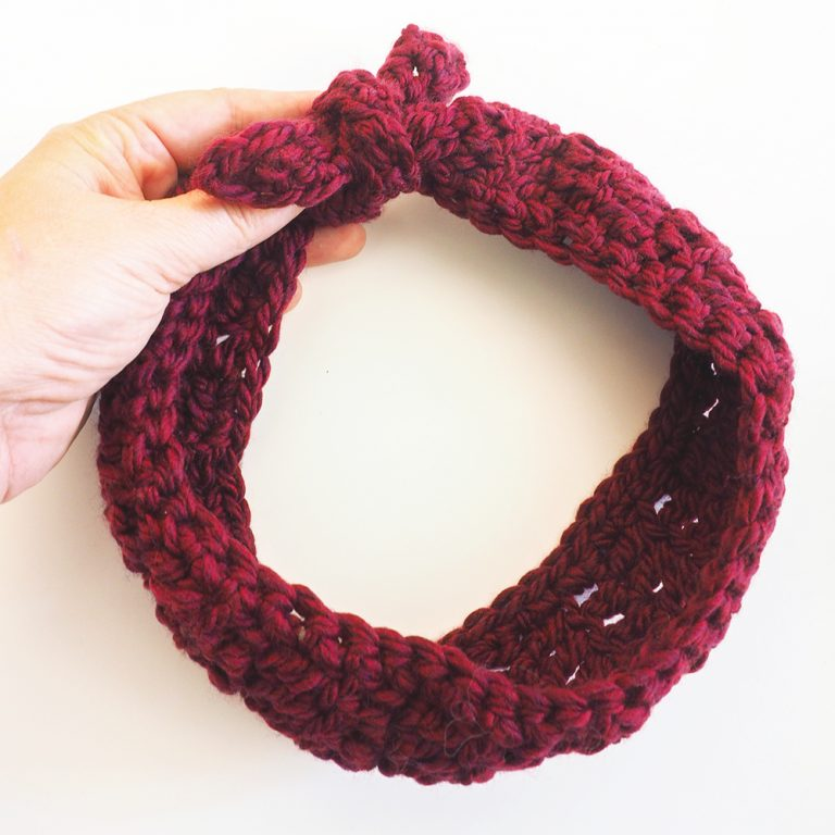 Cozy Fall Headband