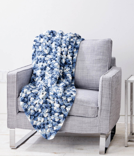 If you've ever wanted to know how to crochet a blanket, these crochet afghan patterns will help you finally do it. #crochetafghan #crochetblanketpattern #crochetbabyblanket