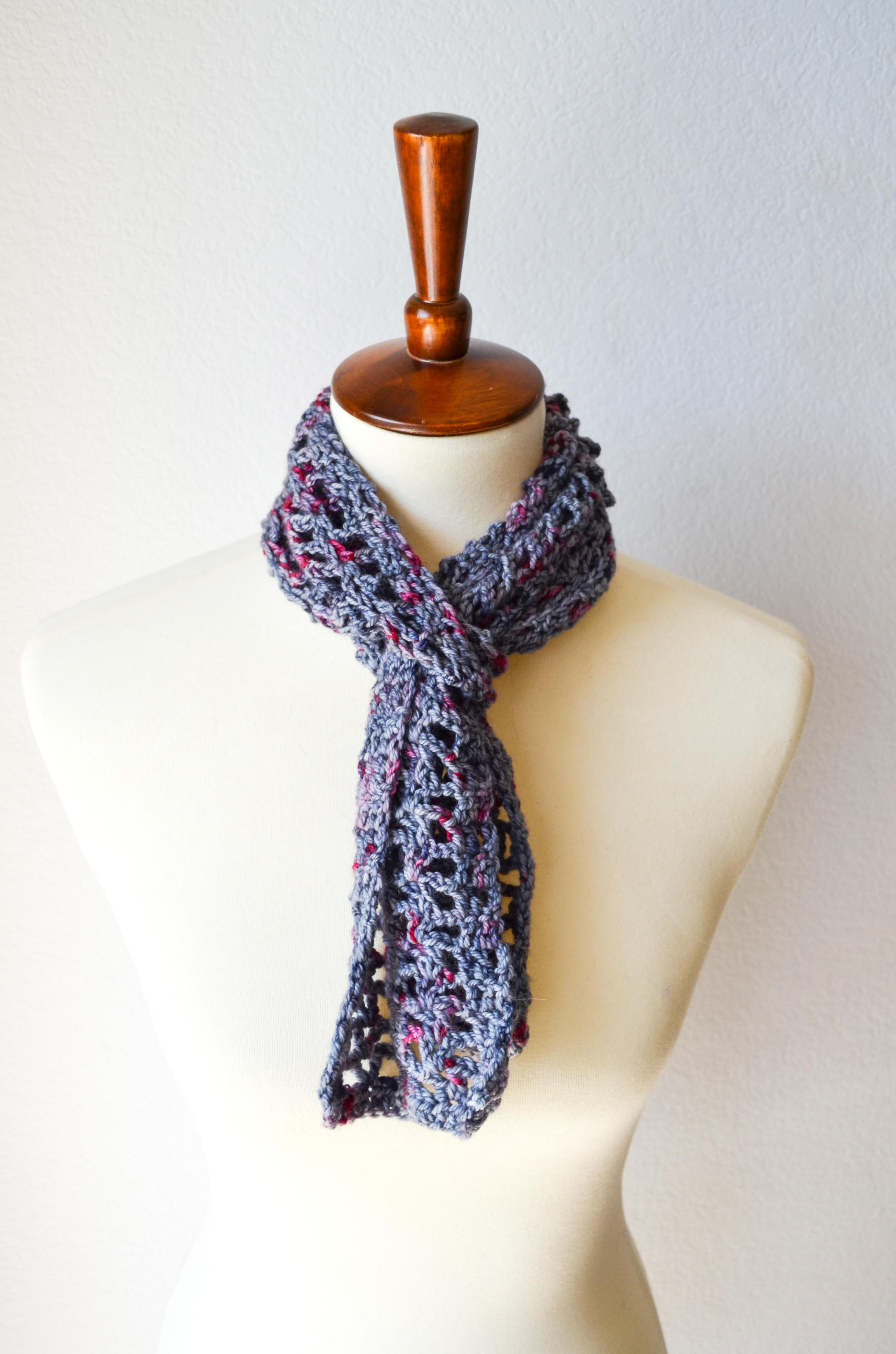12 Easy One Skein Crochet Patterns Dabbles Babbles