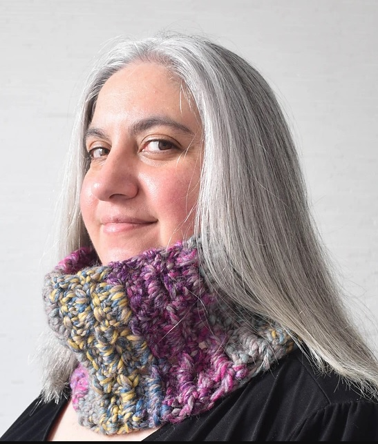 Quick Covered Boxes Cowl - 19 Easy Winter Crochet Cowls to Keep You Warm - here's a list of the coziest, stylish crochet cowls and infinity scarf crochet patterns to wear this season. #crochetcowl #crochetpattern #crochetinfinityscarf #cozycrochet