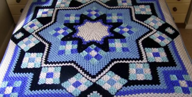 25 Free Crochet Afghan Patterns Dabbles Amp Babbles