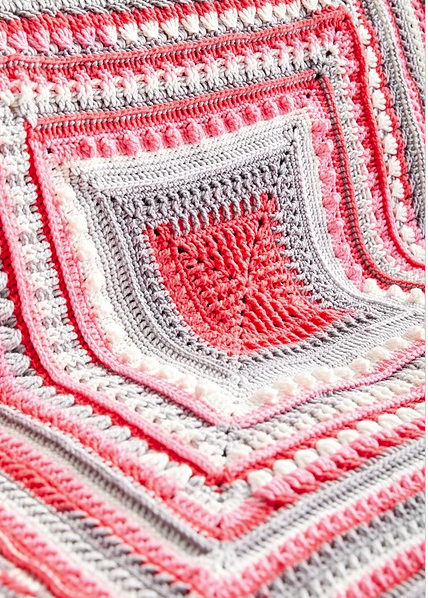 25 Free Crochet Afghan Patterns