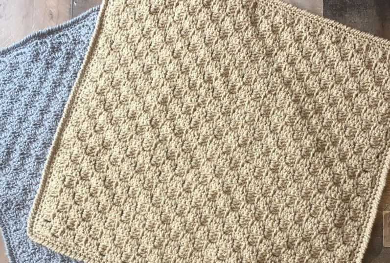 Crochet It Creations C2C Blanket