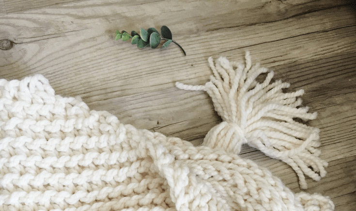 Slip Stitch Crochet - These different basic crochet stitches are the fundamentals to becoming an inventive crocheter. You could use these crochet stitches for blankets or a multitude of other projects. #SingleCrochetStitch #TunisianCrochet #BasicCrrochetStitches